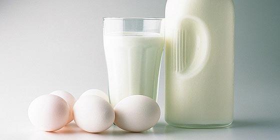 leche-huevos